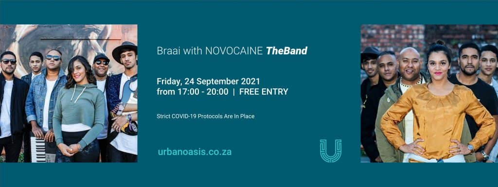 Braai with Novocaine